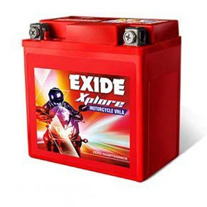 Exide Battery FXL0-12XL2.5L-C