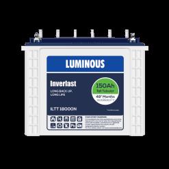 Inverter Battery Luminous ILTT 18000N