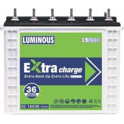 Inverter Battery Luminous SC 18054