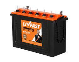 Inverter Battery Livfast Maxximo MXTT 1845