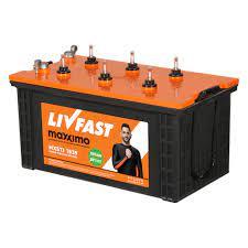 Livfast Maxximo MXSTJ 1839 Inverter Battery